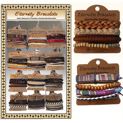 Eternity Stacker Multi Pack Bracelet Counter Display