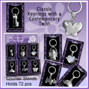 Classic Ladies Charm Collection