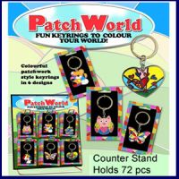 Patchworld Fun Keyring Top Up