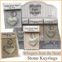 Whispers From the Heart Keyrings